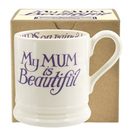 Emma Bridgewater Love & Wild Flowers Mum 1/2 Pint Mug