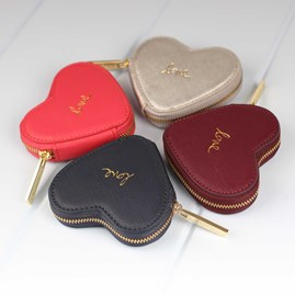 'Love' Heart Coin Purse