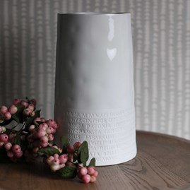 Grand Porcelain Room Vase
