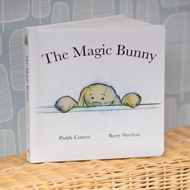Jellycat The Magic Bunny Children's Book