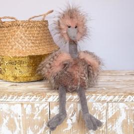 Jellycat Odette Ostrich Soft Toy
