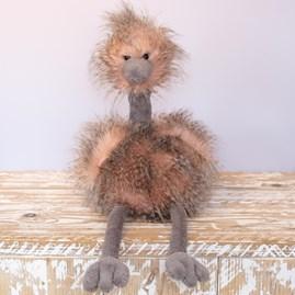 Jellycat Big Odette Ostrich Soft Toy