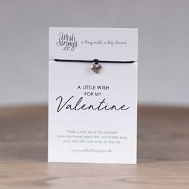 Little Wish 'Valentine' Heart Wish Bracelet