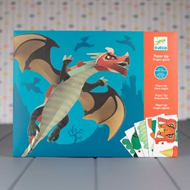Paper Toys - Giant Dragons