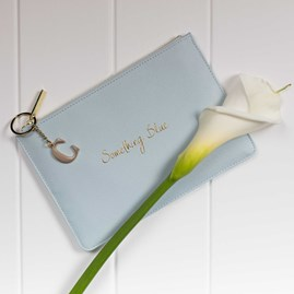 Katie Loxton Personalised 'Something Blue' Perfect Pouch