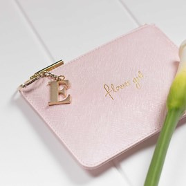 Personalised 'Flower Girl' Perfect Pouch