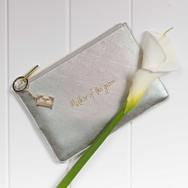 Personalised 'Mother Of The Groom' Perfect Pouch