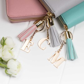 Personalised Tassle Coin Purse