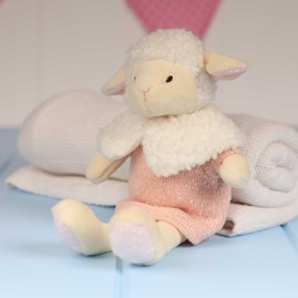 Mini Little Lamb Newborn Soft Toy