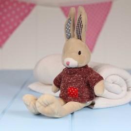 Mini Bunny Newborn Soft Toy