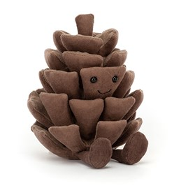Jellycat Amuseable Pine Cone Soft Toy