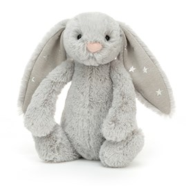 Jellycat Bashful Shimmer Bunny Small Soft Toy