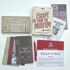 Escape Room Game: Escape From The Museum