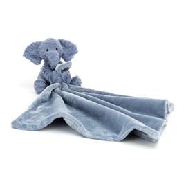 Jellycat Fuddlewuddle Elephant Soother