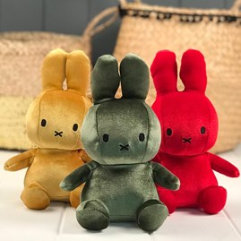 Green Velvet Miffy