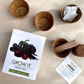 Grow It Freaky Veg Gift Box