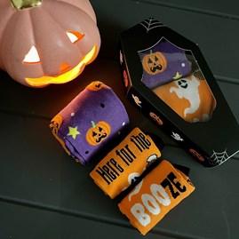Halloween Coffin Socks Set Of Two