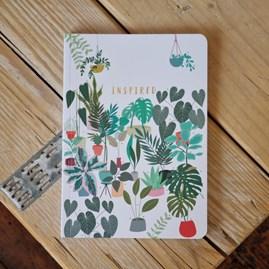 Houseplants Notebook