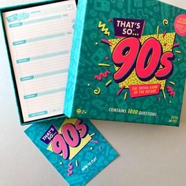 90's Trivia Quiz Of The Decade