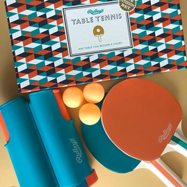 Classic Table Tennis Set