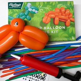Dinosaur Balloon Modeling Kit
