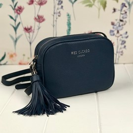 Cross Body Bag In Navy