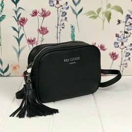 Cross Body Bag In Black