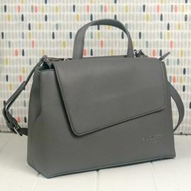 Tote Bag In Grey