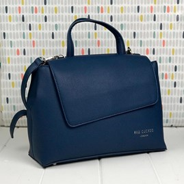 Tote Bag In Blue