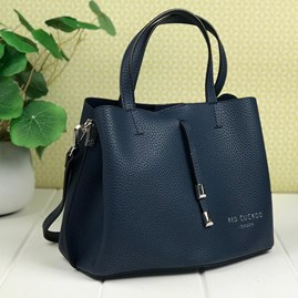 Tote Bag In Navy