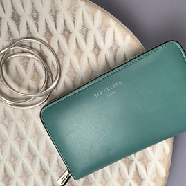 Pastel Purse In Mint