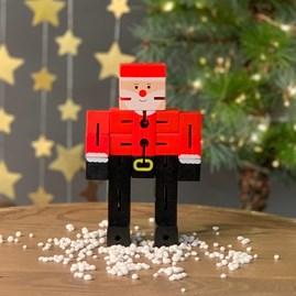 Santa Claus Puzzleman Wooden Puzzle