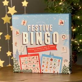 Festive Bingo Game