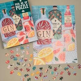 Gin Jigsaw Puzzle 500 Piece