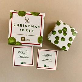 Mini Sprout Christmas Jokes