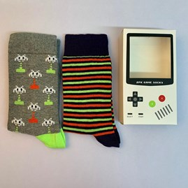 Gaming Socks Gift Set Of 2