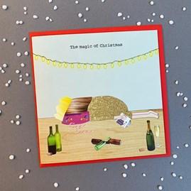 'The Magic of ...' Christmas Card
