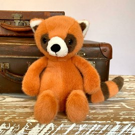 Jellycat Whispit Red Panda Soft Toy