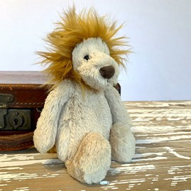 Jellycat Bashful Lion Small Soft Toy