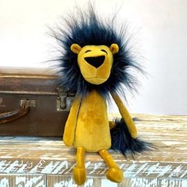 Jellycat Swellegant Lancelot Lion Soft Toy