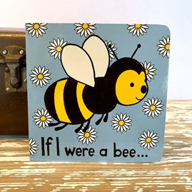 Jellycat 'If I Were A Bee' Book