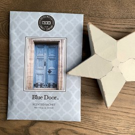Scented Room Sachet - Blue Door