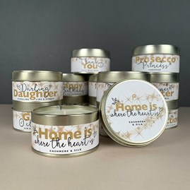 Pintail 'Home Is Where The Heart Is' Occasions Candle