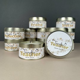 Pintail 'Terrific Teacher' Occasions Candle