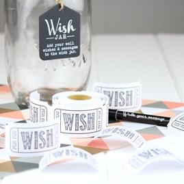 Engagement Wish Jar