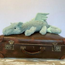 Jellycat Sage Dragon Soft Toy