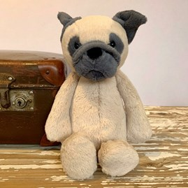 Jellycat Bashful Pug Medium Soft Toy