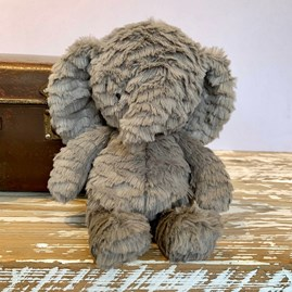 Jellycat Squishu Elephant Soft Toy