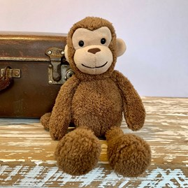 Jellycat Woogie Monkey Soft Toy