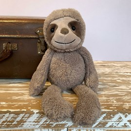 Jellycat Woogie Sloth Soft Toy
